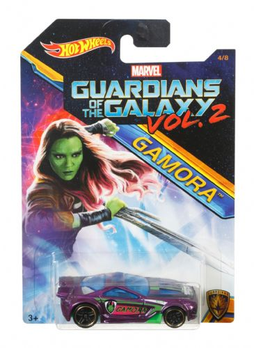 Hot Wheels Guardians of the Galaxy Vol 2 Scorcher